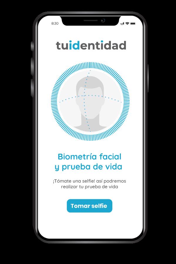biometria facial y prueba de vida Tu Identidad